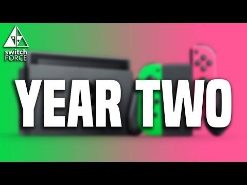 Nintendo Switch YEAR TWO Plan - President Kimishima