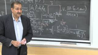 14. Classical Statistical Mechanics Part 3