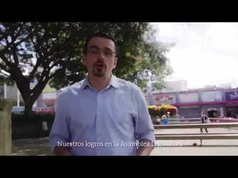 Villalta buscará la presidencia junto a Patricia Mora y Gerardo Hernández