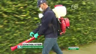 En el sector de Los Vergeles se registra un mayor número de contagios por COVID-19