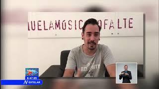 """""""Suelta"""" la más reciente producción del cantautor Adrián Berazaín en Cuba"""