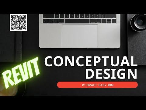 งาน-Conceptual-Design-By-Revit