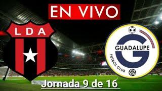 Donde ver Alajuelense vs. Guadalupe en vivo, por la Jornada 9 de 16, Liga Costa Rica