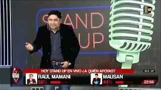 Noche de Stand Up con Mausan