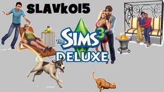 Играм в The Sims 3 D.E. С SLAVkO15!