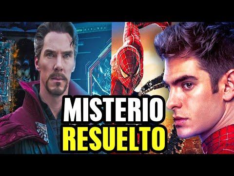 Andrew Garfield habla de Spider Verse y confirman Doctor Strange y pesadillas Wanda, Loki trailer
