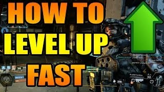 How to Level Up Fast in Titanfall