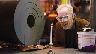 Adam Savage Fights Fire with Fire - Unimpossible Missions
