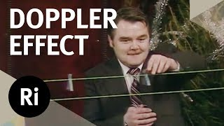 The Doppler Effect - Christmas Lectures with RV Jones