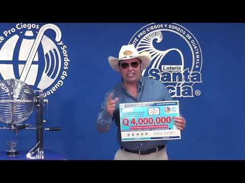 ¡Ya viene el gran sorteo de los 4 Millones de quetzales!