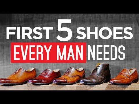 5 BEST Selling Dress Shoes? | MUST OWN Men's Footwear