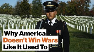 Why America Doesn't Win Wars Like It Used To | William Ruger