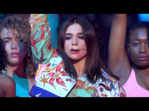 connectYoutube - Dua Lipa - New Rules (Live at The BRIT Awards 2018)