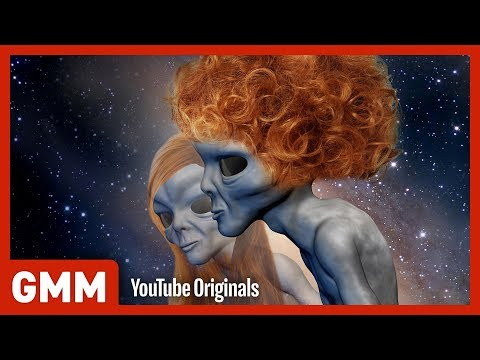 Are Redheads Actually Aliens?