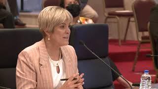Senado evalúa nombramiento de Magaly Rivera como Secretaria de Educación