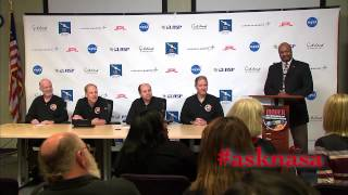 Post Maven  Mars Orbit Insertion News Conference