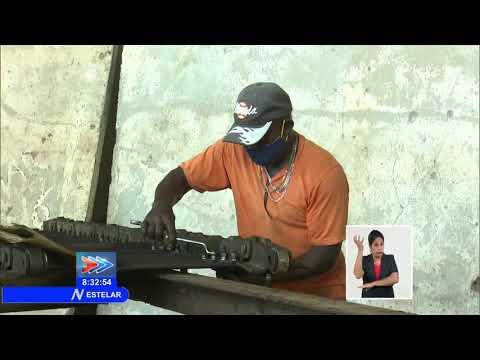 Reparar los centrales en Cuba constituye una tarea fundamental