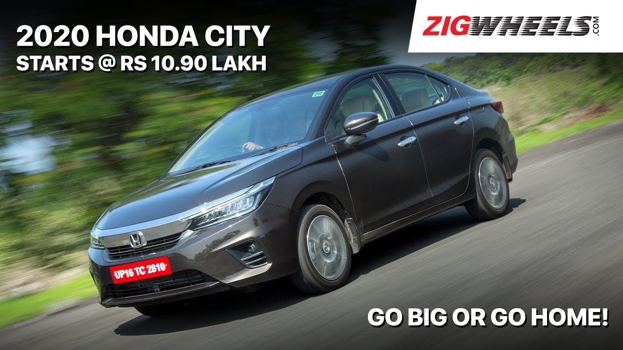 ZigFF: 🚗 2020 Honda City Launched! | Starts @ Rs 10.90 lakh | Go Big, or Go HOME!