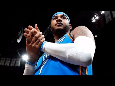 connectYoutube - Carmelo Anthony's crazy year | SportsCenter | ESPN