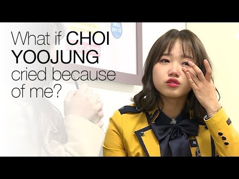 What if Choi YooJung cried because of me? ENG SUB • dingo