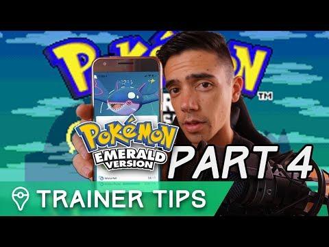 connectYoutube - New Pokémon GO Event + Rainy Day Emerald Livestream!