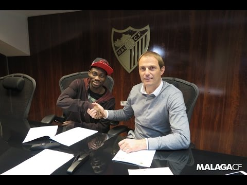 VIDEO: Watch Ghana and Chelsea winger Christian Atsu seal loan move to Malaga