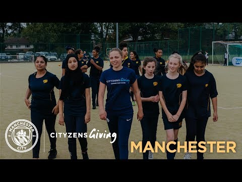 CITYZENS GIVING | Choose Your Cause | Manchester