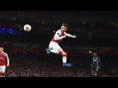 The ULTIMATE Arsenal skills comp 2017/18