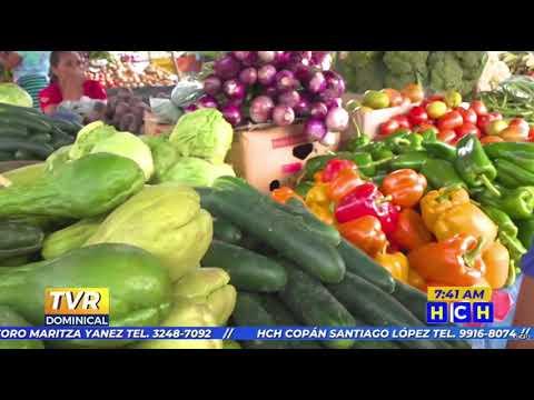 Hondureños preocupados por los altos precios de la Canasta Básica