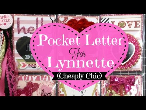 Download Youtube mp3  Valentines Day Pocket Letter  Crate Paper