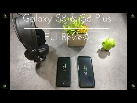 Samsung Galaxy S8 and S8 Plus Full Review