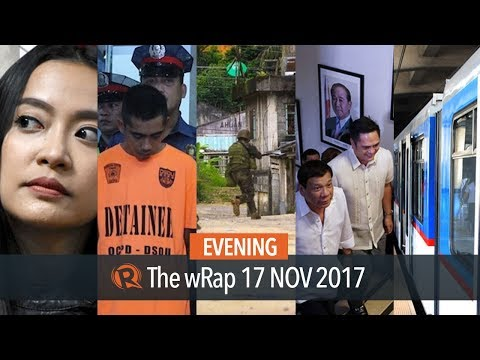 Alvarez on Uson and Roque, Abu Sayyaf members arrested, Andanar on keyboard army | Evening wRap