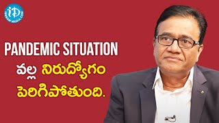 Unemployment will increase due to Pandemic - Pebs Pennar MD PV Rao | Dil Se with Anjali - IDREAMMOVIES