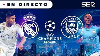 (???? EN DIRECTO)  REAL MADRID - MANCHESTER CITY | UEFA Champions League
