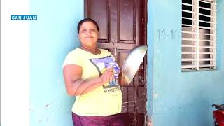 Protestan por desalojo en San Juan