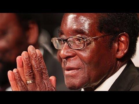 Zimbabwe's president has finally resigned