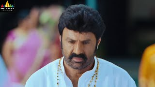 Legend Movie Balakrishna and Sujitha Kumar Emotional Scene | Latest Telugu Scenes @SriBalajiMovies - SRIBALAJIMOVIES