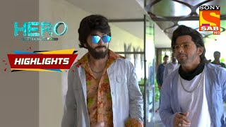 South Indian Actors In The House | Hero - Gayab Mode On | Episode 130 | Highlights - SABTV