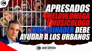 MUSICOLOGO SE QUILLA POR HABLARLE MAL DE LÁPIZ CONCIENTE ¿QUE HARÁ LUIS ABINADER CON URBANOS