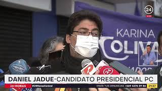 Llamado a no acatar reglas de la Convención enciende debate presidencial