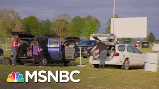 Midwest States Loosen COVID-19 Restrictions Ahead Of Memorial Day | The 11th Hour | MSNBC