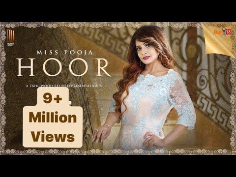Hoor Lyrics – Miss Pooja