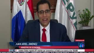 Ministro de Economía apuesta al estado de emergencia #EmisiónEstelar 26 mayo 2020