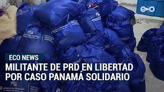 Ponen en libertada a vinculado en caso de bolsas de Panamá Solidario   | ECO News