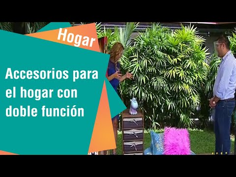 Accesorios para el hogar con doble función | Hogar
