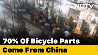 Cycle Industry Used To Be Booming, Now Hit By China Tension - NDTV