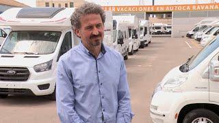 El coronavirus hace crecer la demanda del alquiler de autocaravanas para vacaciones