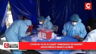 Coronavirus: Perú continúa siendo el tercer país con más casos de COVID-19