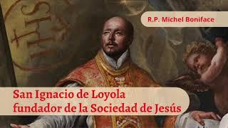 San Ignacio de Loyola, fundador de la Sociedad de Jesu?s