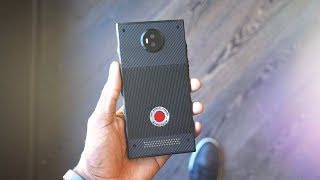 RED Hydrogen Prototype Hands-On!